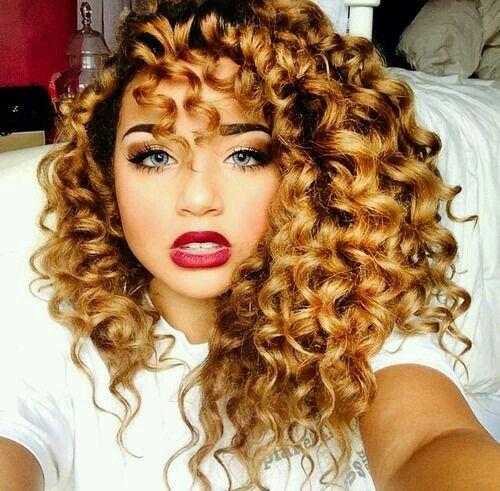 Sooooo nice hair!