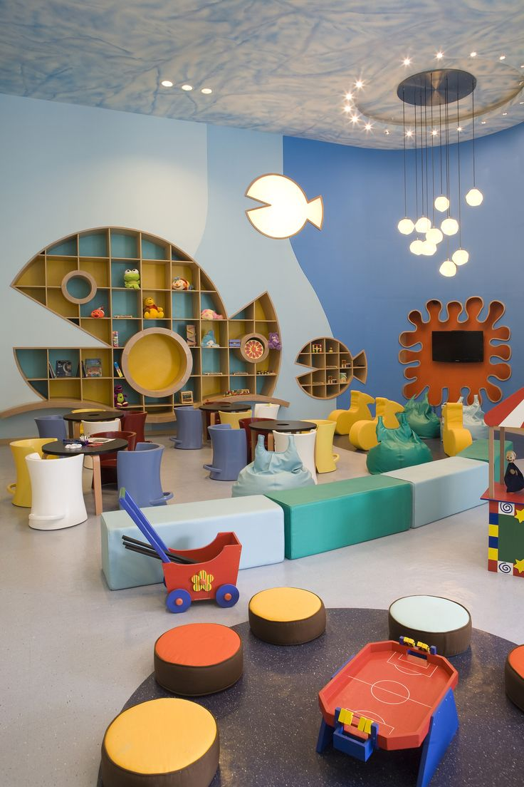 Kids school interior design - Rascals Kid S Club At Holiday Inn Resort Baruna Bali