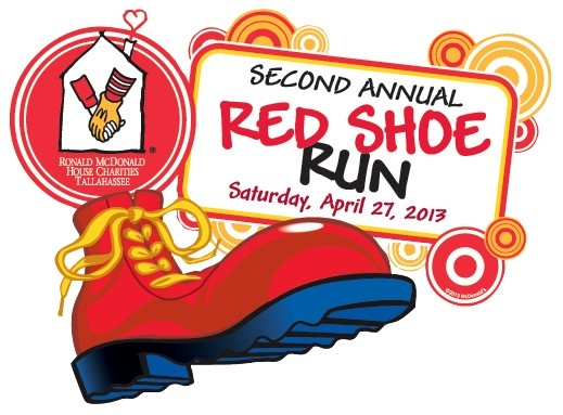 Ronald Mcdonald Red Shoe Run Event Tallahassee