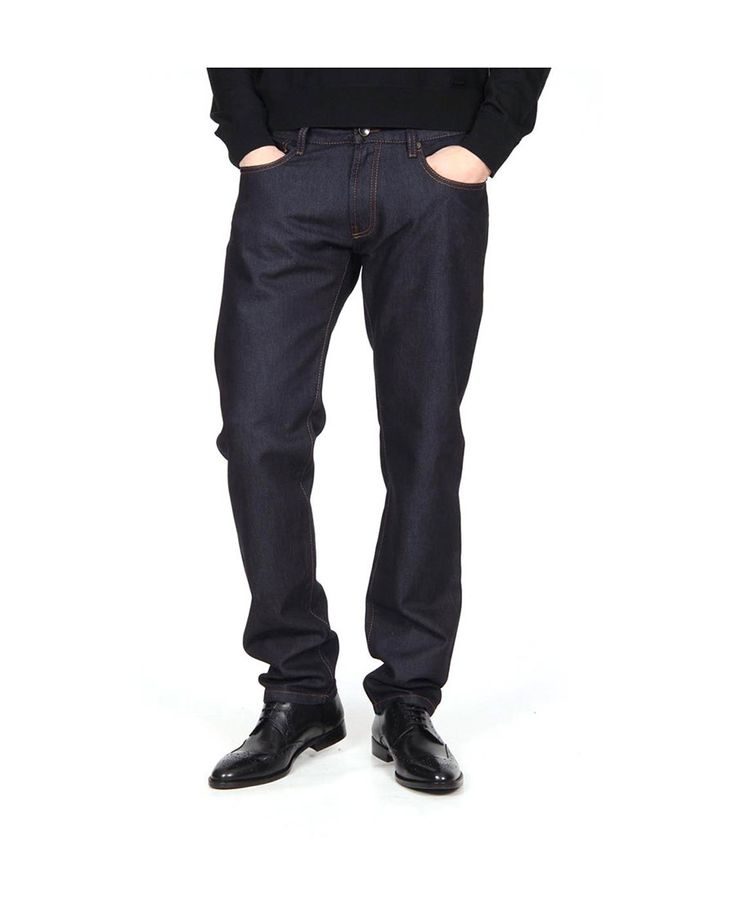 Pantaloni uomo GIORGIO ARMANI 3173 Blu scuro - titalola.com
