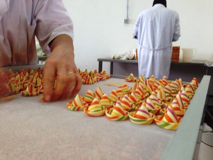 Today we are producing Sombrerini *_*
