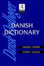 Danish Dictionary: Danish-English, English-Danish by Not Stated - Paperback - 1995 - from Anybook Ltd and Biblio.co.uk