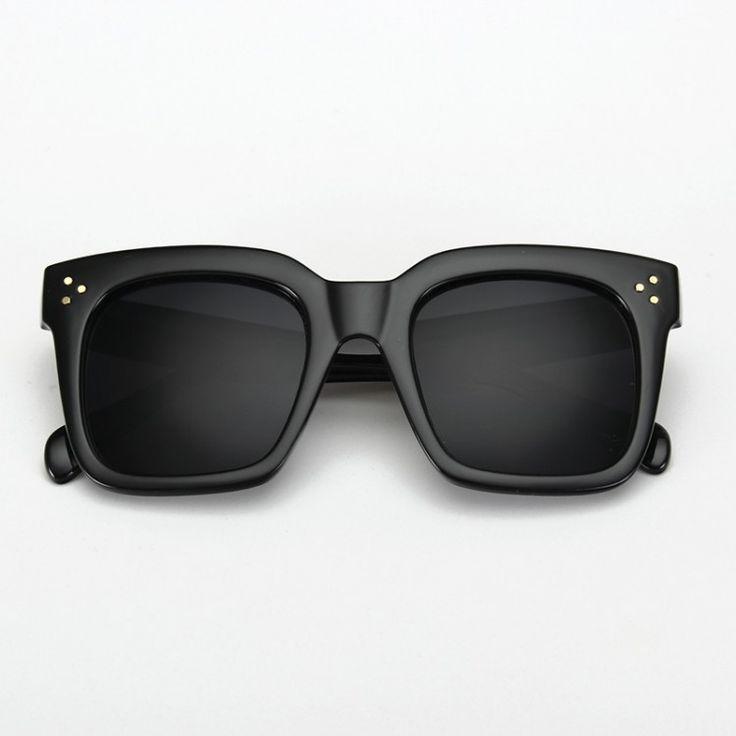 New Fashion Square Sun Glasses for women. Order here -> http://lnk.al/5xp8 #sunglasses #fashion #style #women #summer #sun #win #glasses #me #selfie #eyewear