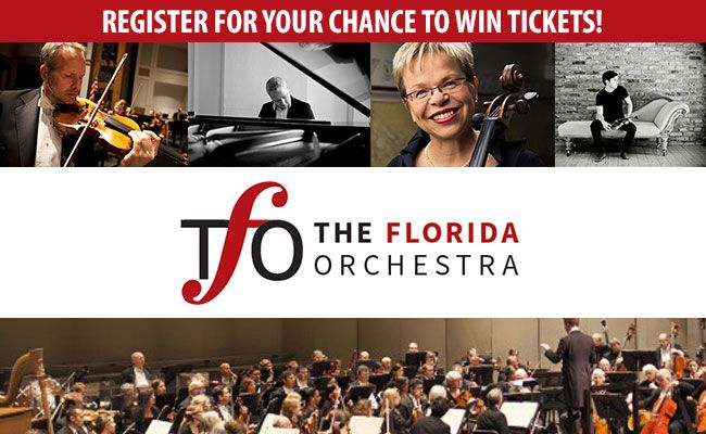 The Florida Orchestra - Win Tickets!