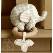 Natures Purest Ele Teething Rattle - Teddy & Ele  Buy yours here: http://www.naturalbabyshower.co.uk/catalogsearch/result/?q=Teething