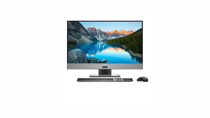 Dell offre ses écrans Infinity Edge à deux Inspiron 24 et 27 pouces tout-en-un