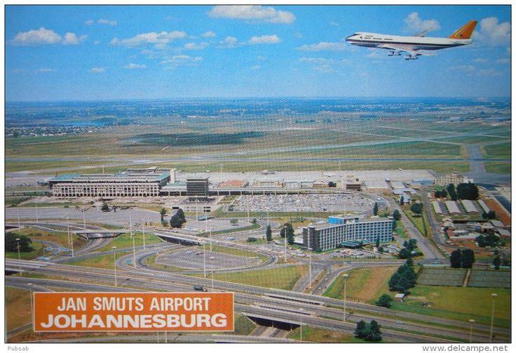 Jan Smuts Airport