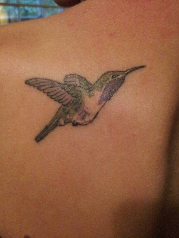 My hummingbird tattoo tattoos that i love pinterest for Hummingbird hip tattoo