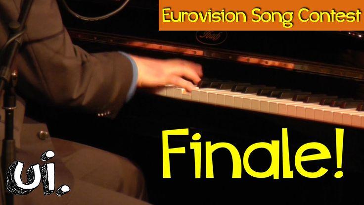 EUROVISION song contest 2015 FINALE der Improvisation! (6/6)