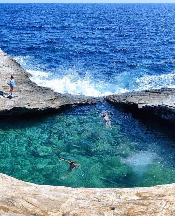 Thassos (North Aegean Islands), Greece