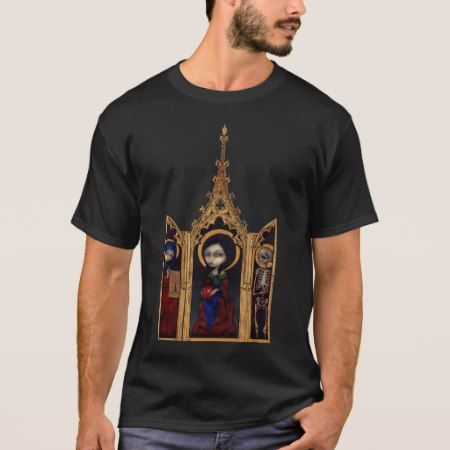 Eve Triptych gothic medieval Shirt - tap to personalize and get yours
