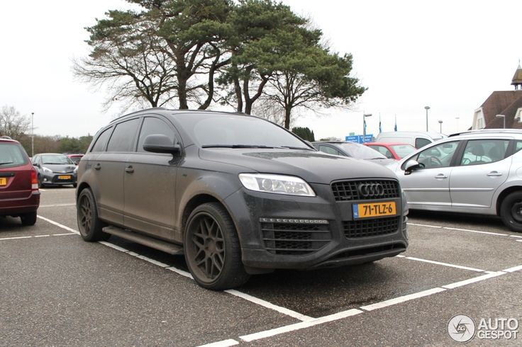 2009 Audi Q7 V12 TDI - AUDI Q7 2009 2010 2011 2012 2013 2014 2015 Audi q7 reviews audi q7 price photos specs car Check out the audi q7 review at caranddriver.com. use our car buying guide to research audi q7 prices specs photos videos and more.. Audi q7 tdi | ebay New listing audi: q7 3.0l tdi premium plus awd tdi diesel gps navi camera pano sunroof. $23990.00; or best offer. Audi q7 2006 2007 2008 2009 autoevolution General information photos engines and tech specifications for audi q