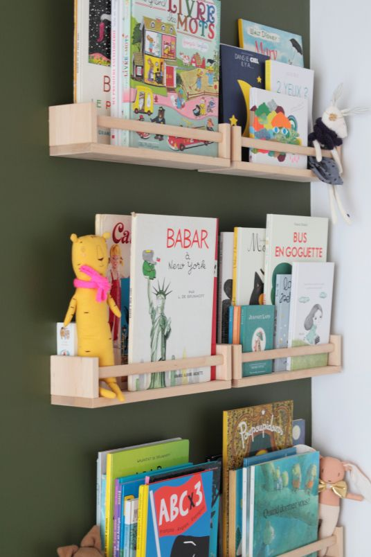 les 25 meilleures id es de la cat gorie chambre d 39 enfants ikea sur pinterest tag res pour les. Black Bedroom Furniture Sets. Home Design Ideas