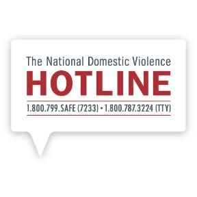 USA National Domestic Violence Hotline - Please reach out for help.
