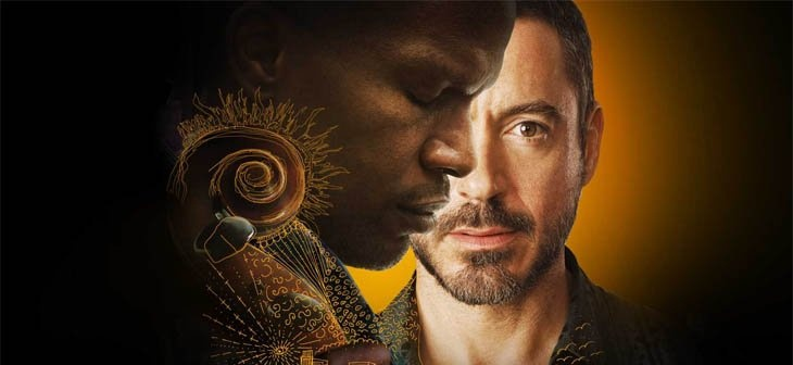 The Soloist, based on the true story of Nathaniel Ayers