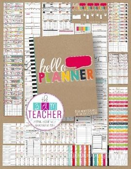 The most amazing planner you will ever find. 24 PDF files full of gorgeously designed calendars, planners, ledgers, logs, and more. Perfect for TPT sellers, bloggers, and small business owners. Through 8/20/14 it is more than half off the regular price. Use TPT's BOOST code to receive an additional 10% off. Did I say amazing? everythingjustso.org