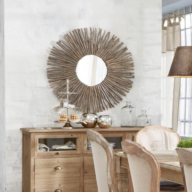 Wanddeko Spiegel loberon spiegel salicas werbung wanddeko spiegel wandspiegel