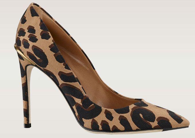 Scarpe donna: Louis Vuitton Collezione Primavera-Estate 2014 le nuove Eyeline Pumps il vero must della stagione.