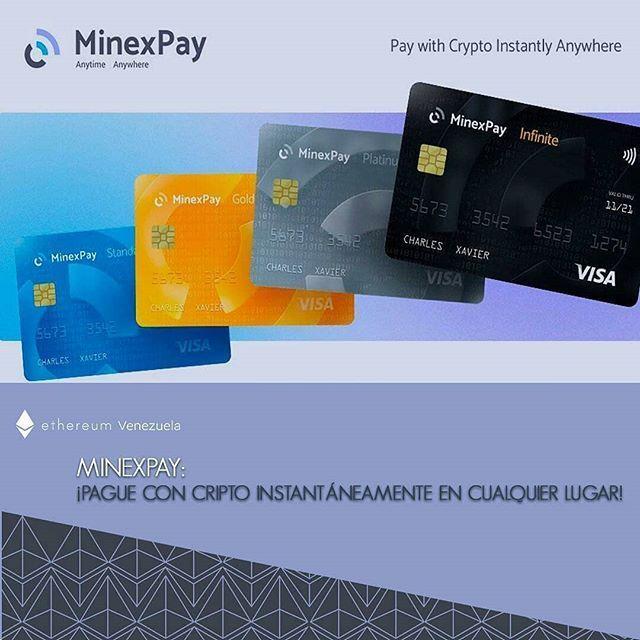 Minexsystems Una Compañía De Soluciones Blockchain Que Ha Desarrollado Productos Como Minexcoin Y Minexbank An Criptomoneda Tarjeta De Credito Tarjeta Infinita