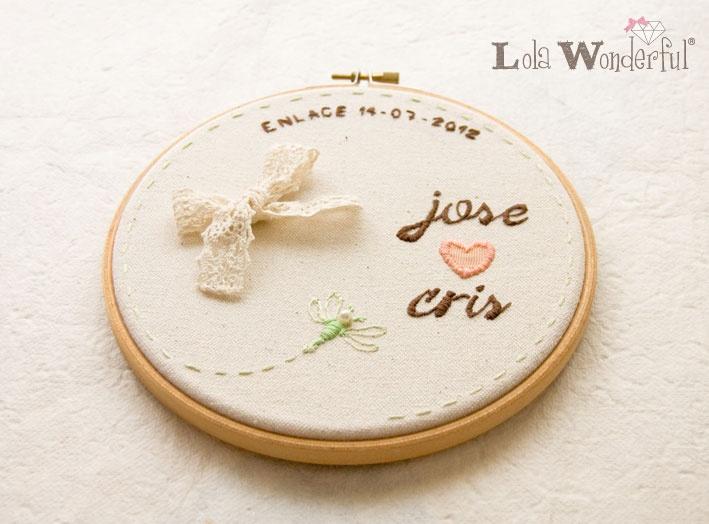 Lola Wonderful_Blog: Bodas: Porta-anillos personalizado
