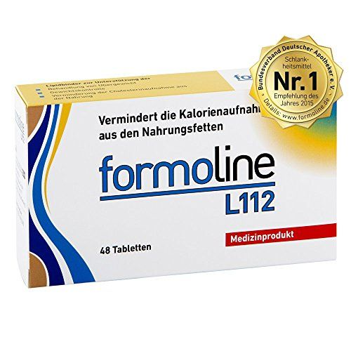 Formoline L112 Weight Management Tablets    48 tablets;Reduce calorie intake from dietary fats;Assist long-term weight control;Lower LDL Read  more http://shopkids.ca/formoline-l112-weight-management-tablets-health-and-beauty/