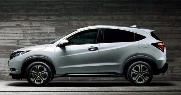 2020 Honda HRV Rumors