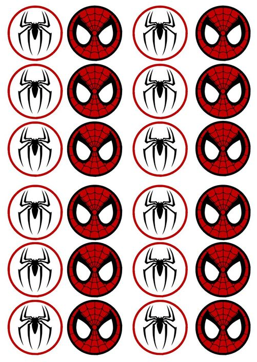 Ms de 25 ideas increbles sobre Cumpleaos spiderman en Pinterest