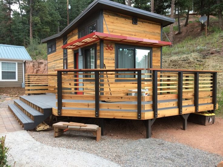 Featured In The 2016 Tiny House Jamboree U2013 Colorado Springs, CO! Local  Financing Available
