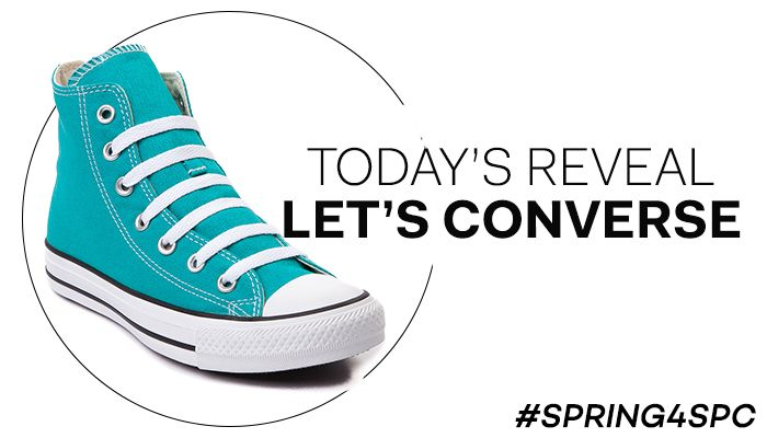 Converse shoes from @journeysshoes