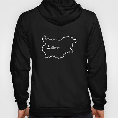 The Bulgarian Echelon (Colour) Hoody by Vanya Vasileva - $42.00 http://society6.com/vanyavasileva/