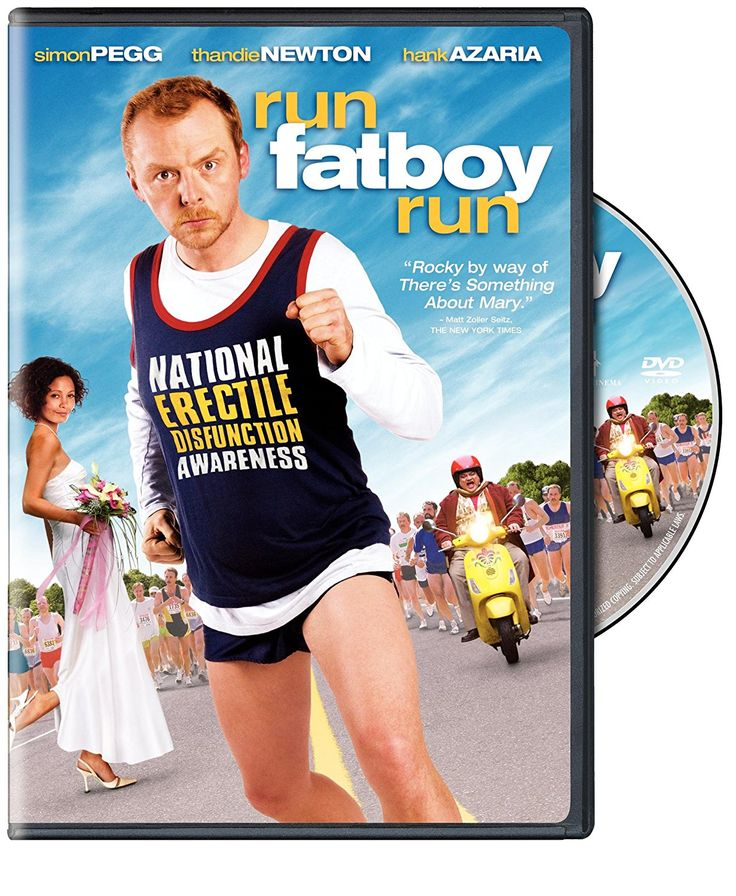 Amazon.com: Run, Fatboy, Run: Simon Pegg, Thandie Newton, Hank Azaria, Dylan Moran, Harish Patel, India de Beaufort, Matthew Fenton, Simon Day, Ruth Sheen, David Schwimmer: Movies & TV