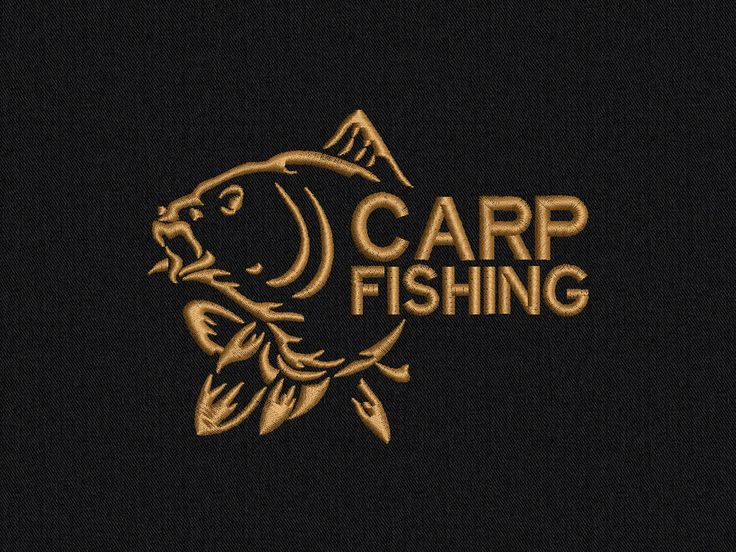 101 best machine embroidery designs images on pinterest for Carp pond design