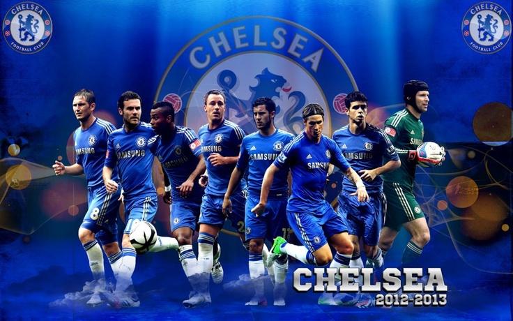 Chelsea Premier League 2012-2013 HD Best Wallpapers