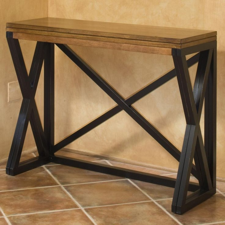 flip top training table design ideas sofa table console. Black Bedroom Furniture Sets. Home Design Ideas