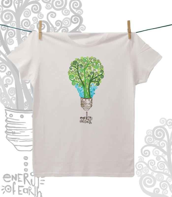 Camiseta ·MXH· Energy of earth