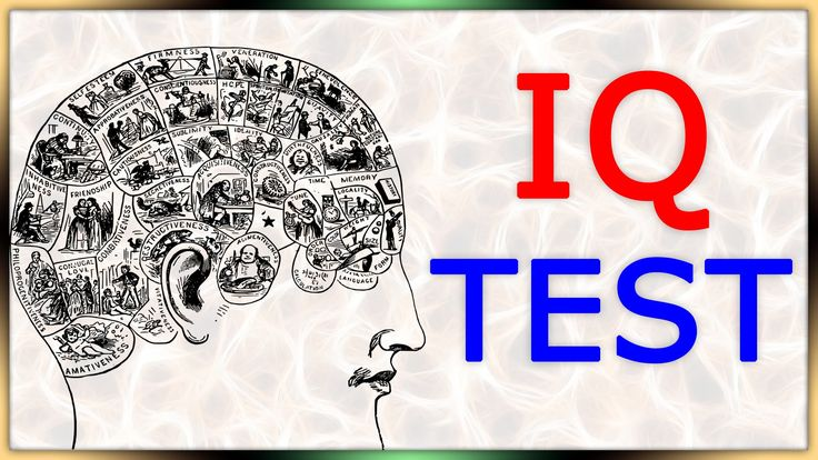 Check your IQ. Prove your Intelligence.