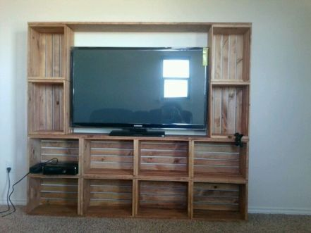 40 best home entertainment centers ideas for the better life (11)