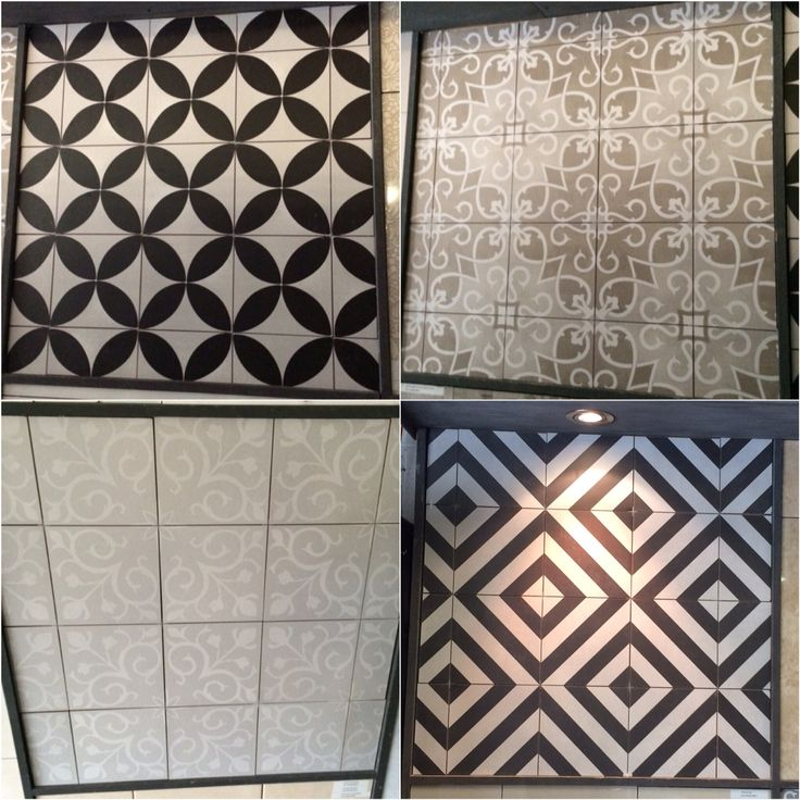 4 of the 5 new Artisan displays from Southern Cross Ceramics in our showroom #tiles #walltile #floortile #feature #indoor #outdoor #artisan #southerncrossceramics #showroom #abltileandbathroomcentre @abltilecentre