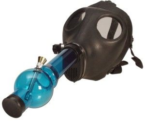 Weed Gas Mask Bong for sale