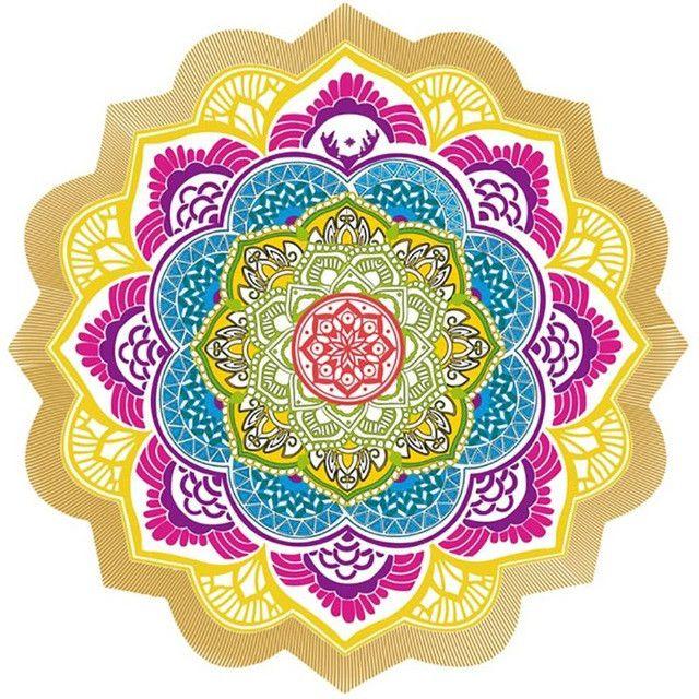 Best 25+ Mandala Blanket Ideas On Pinterest