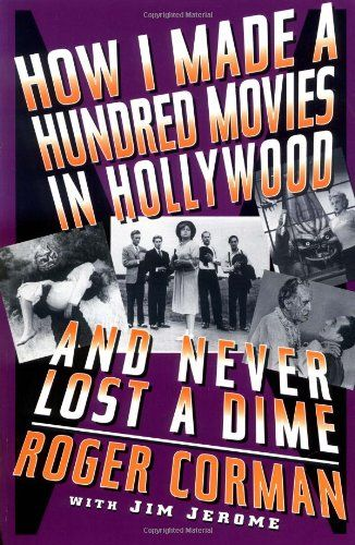 42 best hollywood books images on pinterest film making books livro how i made a hundred movies in hollywood and never lost a dime de roger corman com jim jerome malvernweather Image collections