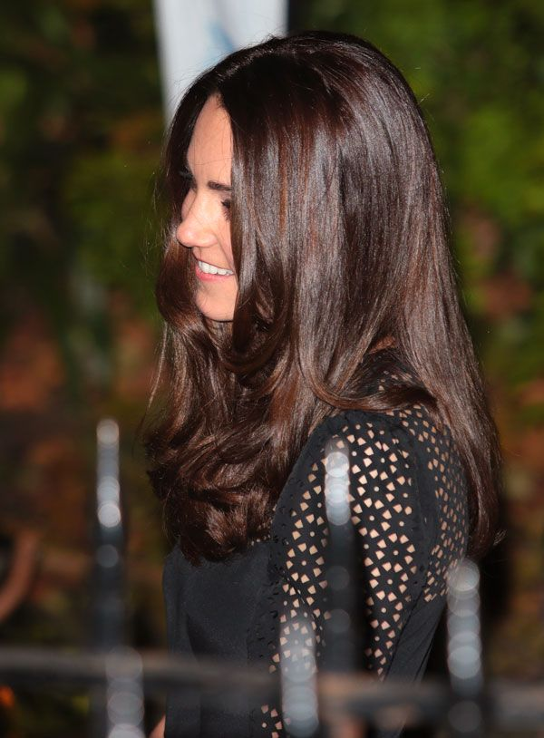 How to Go Dark A La Kate Middleton