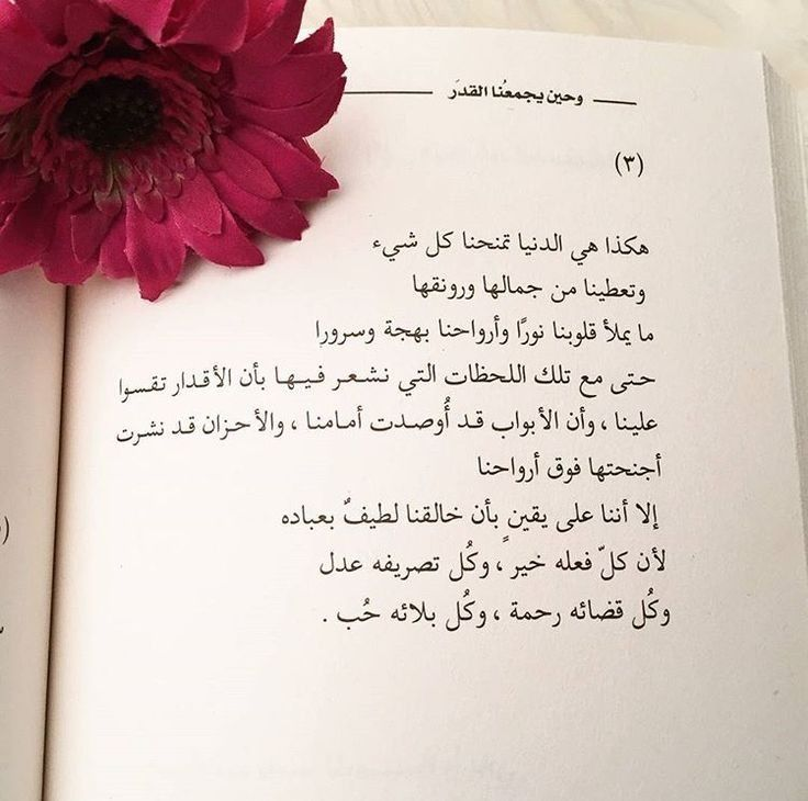 Pin By Eng Ebaa On راقتني Arabic Love Quotes Powerful Quotes Book Flowers
