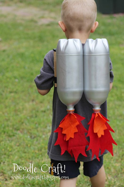 #DIY Rocket Power Jet Pack http://www.handimania.com/diy/rocket-power-jet-pack.html