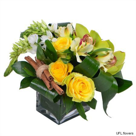 Bouquet «Compliment to business woman»