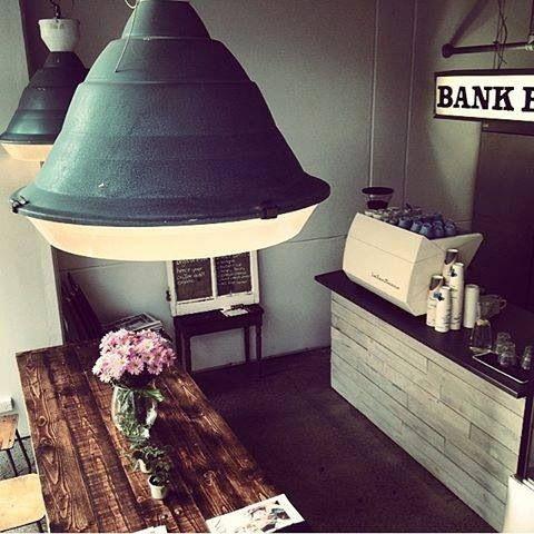 Cute little cafe fit out! #warm #cozy #vintage @kaffeinenz