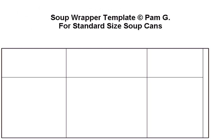 Soup Template Free Coloring Pages Of Soup Bowl Soup Can  sc 1 st  Costumepartyrun & Canning Labels Template Free - Costumepartyrun
