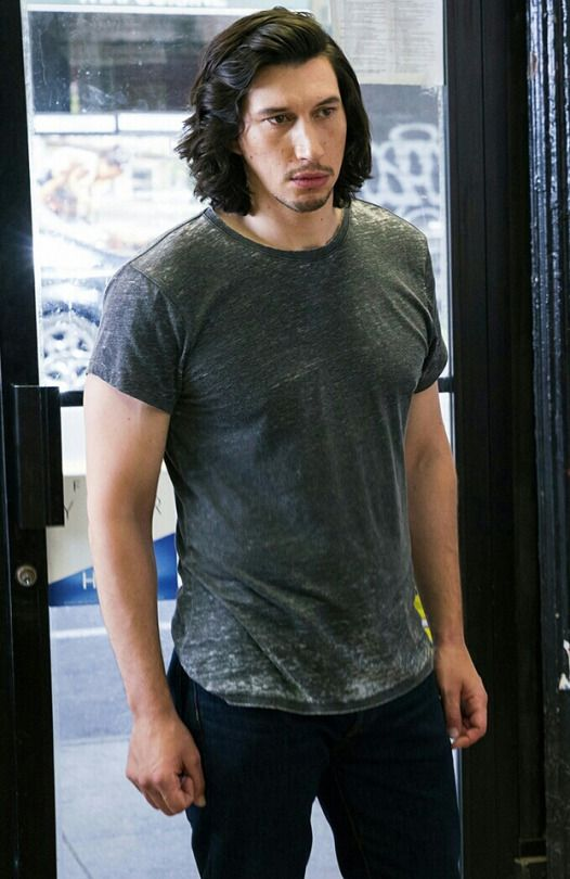 (Adam Driver) Hello sweethearts, I'm David, and I'm a 25 year old werewolf, and the alpha of my pack. However, I'm more of a negotiable person than most hunters think..