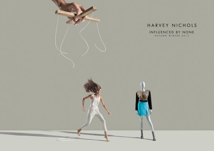 Harvey Nichols: Influenced by None