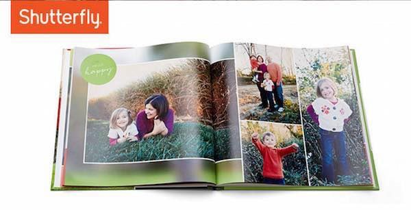 Score Your FREE Shutterfly Book Now!
